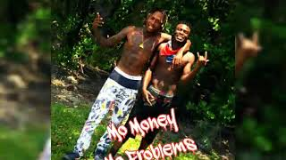 ZB Martian Ft. Big Ric -Mo Money Mo Problems (Official Audio)