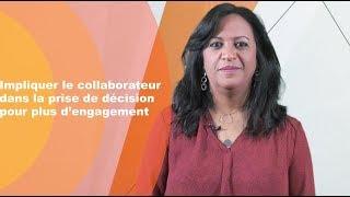 Impliquer le collaborateur dans la prise de décision pour plus d'engagement