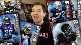SO MANY INSANE PULLS! GHOST OF MADDEN PACK OPENING! MADDEN 17