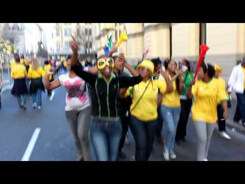 Bafana dance