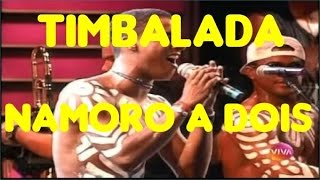 Timbalada - Namoro a Dois - Som Brasil 1994