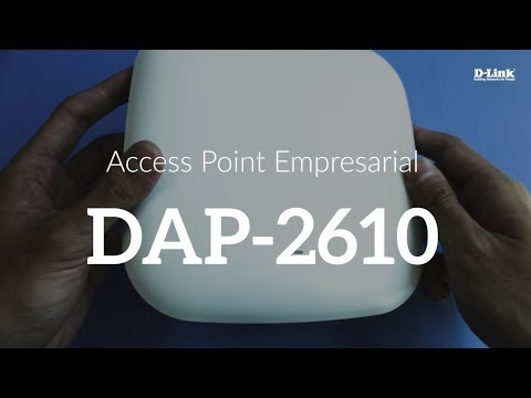 Conheça o nosso Access Point Empresarial