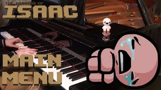 The Binding of Isaac - The Binding of Isaac/Main Menu/Opening Theme (Piano)