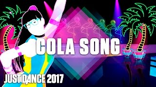 Just Dance 2017: Cola Song by INNA Ft. J Balvin – Official Track Gameplay [US]