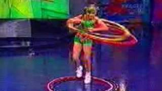 Thaty dançarina  bambolê  Brasil -  show /eventos97263027
