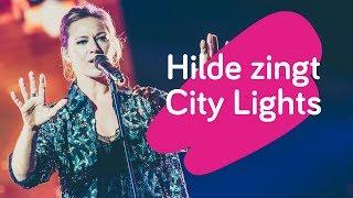 Prachtige versie van City Lights door Hilde De Baerdemaeker