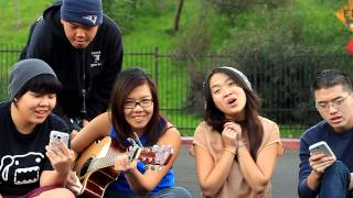 Sterling Knight - Hero (COVER) Parody music video