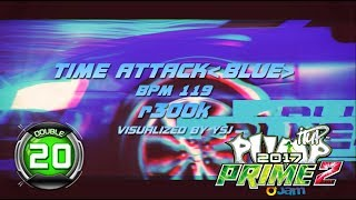 Time Attack BLUE D20 - PUMP IT UP PRIME 2 Patch 1.09