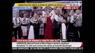 Nineta Popa - Sanie cu zurgalai 31.12.2016 Romania tv