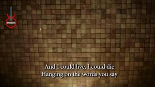 Dive (acoustic karaoke) - Ed Sheeran