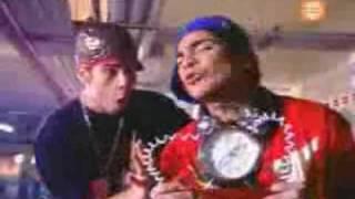 el rap del gringo atrasador joel junto a nicolas