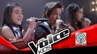 "The Voice Kids Philippines Battles ""A Thousand Years"" by Julienne, Maite & Juan Karlos"