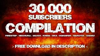 Firestep - Relentless (DarkstepWarrior 30k Subscribers FREE EP) [Free Download]