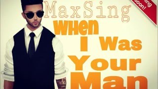 Bruno Mars - When I Was Your Man [Official Video]Animated Music Video (IMVU)