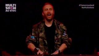 David Guetta - Play Hard @ Tomorrowland Brazil 2016