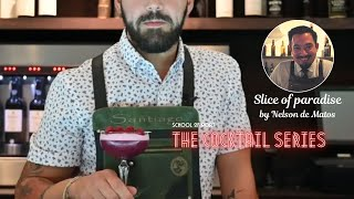 The cocktail series - Slice of paradise by Nelson de Matos
