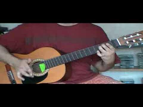 Comment jouer La Bohême de Charles Aznavour à la guitare