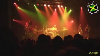 [4/9] Junior Kelly - Rasta Should Be Deeper - Live @ Estragon 25-3-2011