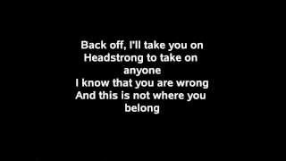 headstrong by Trapt with lyrics