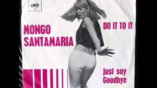 Mongo Santamaria -  Just say goodbye ( sexy cover from holland )