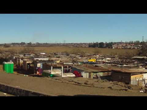Josh/EJ – Soweto, Johannesburg – Incredible Poverty – Horrid Circumstances