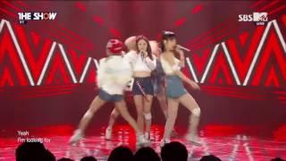 161101 불독 (BULLDOK) - 어때요(Why Not) live @ SBS The Show