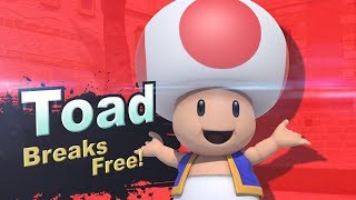 TOAD BREAKS FREE! (Toad's Moveset Mod for Project M :: Release Date Announcement)