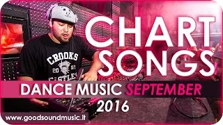 Classifica Canzoni Discoteca Settembre 2016   TOP10 NEW SONGS