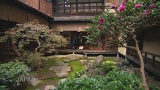 Saving Kyoto's beautiful homes