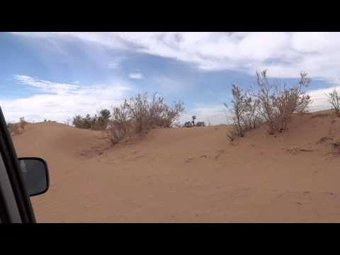 Video – In a 4×4 en Route to the Sand Dunes of Chigaga in Morocco
