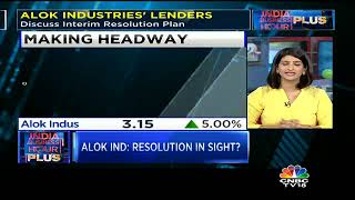 Alok Industries : Resolution In Sight?