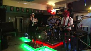Pink - Who knew Rock Throttle Cover