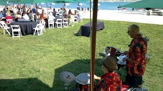 Steel Drum - Dano's Island Sounds Duo (Steel Drum with Congas & Percussion)