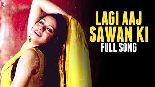 Lagi Aaj Sawan Ki - Full Song | Chandni | Vinod Khanna | Sridevi