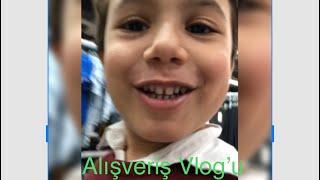 Kerem'in Doğum Günü Alışveriş Vlog'u Kurgusuz Doğaçlama