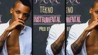 Tekno-Pana Official Instrumental (prod by jazzophonist)