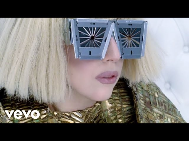 Video oficial de Bad Romance de Lady Gaga