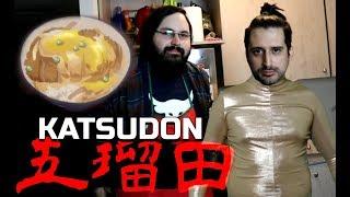 KATSUDON A LA GOLDENFUUU! Cocinando con el GOTH