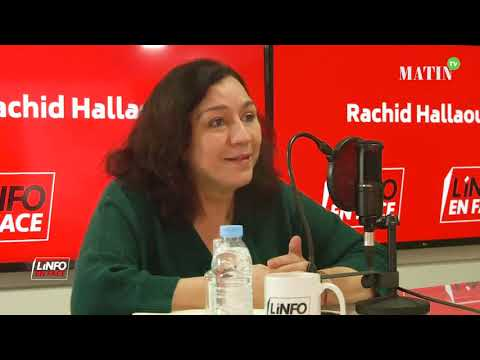 Video : L'Info en Face avec Majida Zahraoui