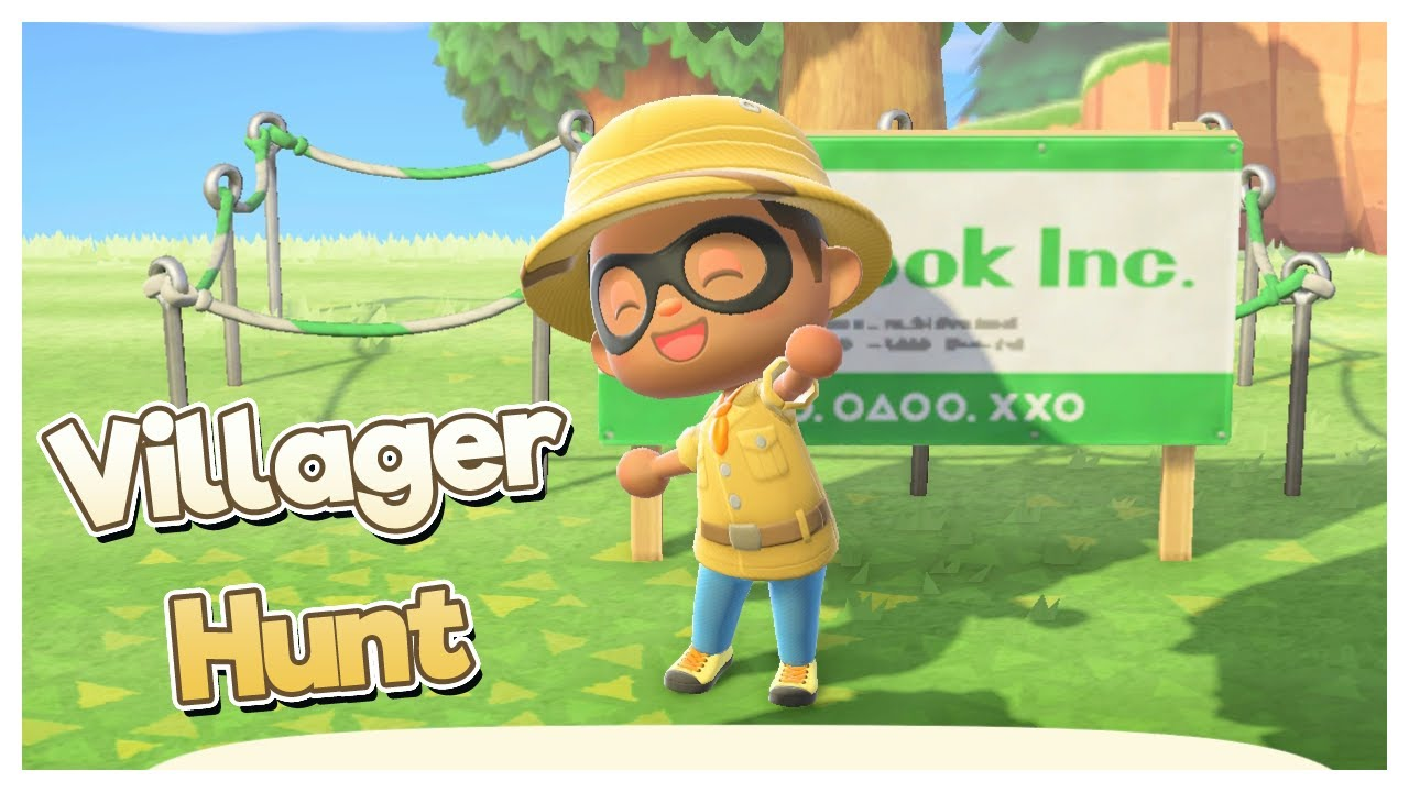 Etce - 🔴Villager Hunting for a Cranky