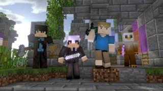 [AMV] Nightcore War Of Change [Minecraft Animation]