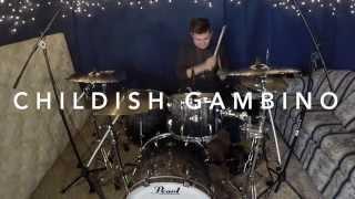 Aaron Ovecka || Childish Gambino - Palisades || Drum-Freestyle/Cover