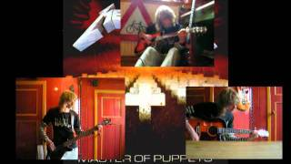 Metallica - Master of Puppets [Interlude acoustic cover]