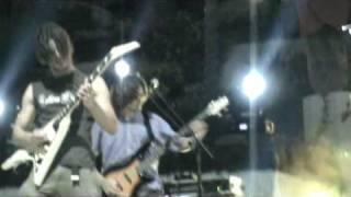Hollow Core - Muerto en vida Live (Plaza del principe, El Sauzal) 30-06-09