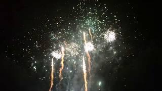 Feuerwerk zu Silvester 2018 | Vurrwerk 2018 | F3