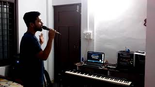 Perfect karaoke cover by Ashik