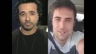 Despacito con Fonsi!
