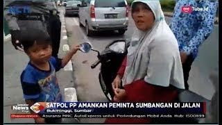 Satpol PP Ciduk Pasutri Pelaku Pungli Modus Sumbangan Anak Yatim - SIP 08/01