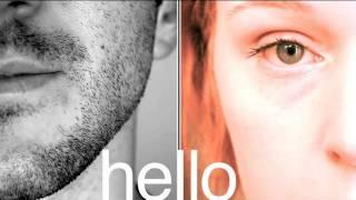 "Martin Solveig & Dragonette ""Hello"" ~  ('I Just Came to Say Hello') (Lyrics) (Music Video)"