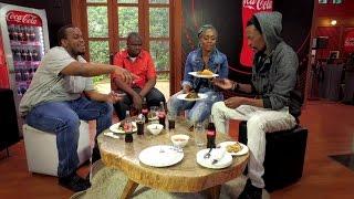 Intercâmbio cultural com Kansoul e Lizha James - Coke Studio Africa